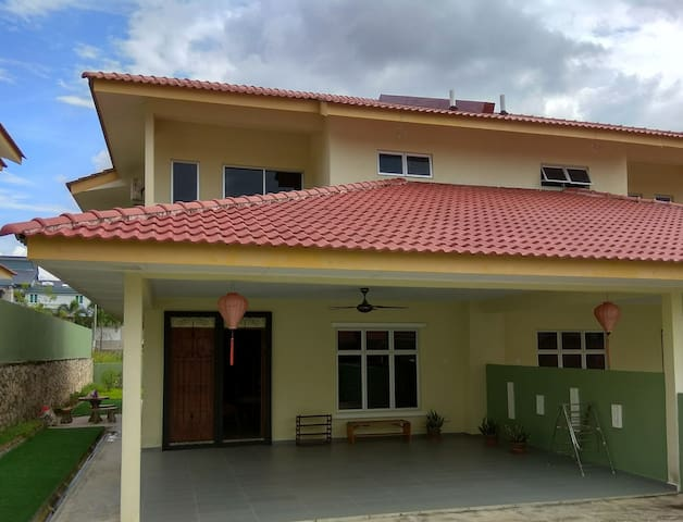 Bentong Uncle Leong Durian & Homestay @Btg Town
