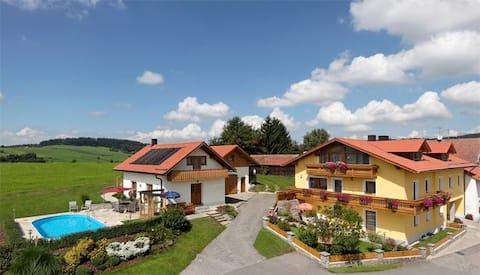 Apartamento Wegscheid in the Bavarian Forest, Bavaria