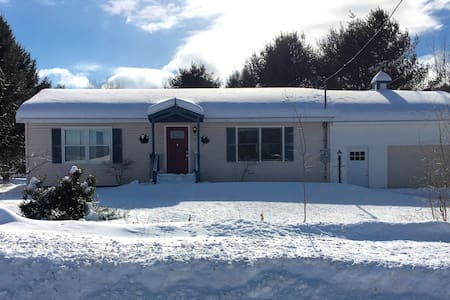 Blue Pony Cottage - Hartford - Casa