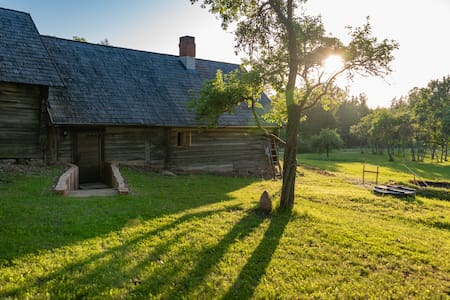 Enjoy Latvian traditional sauna called PIRTS!