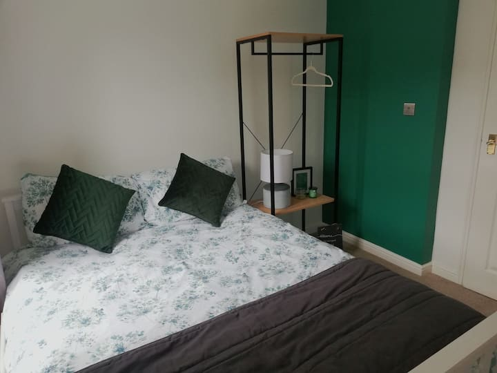 Stylish and clean double room