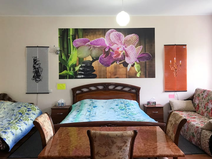 """""""Orchid"""" Apartnments"""
