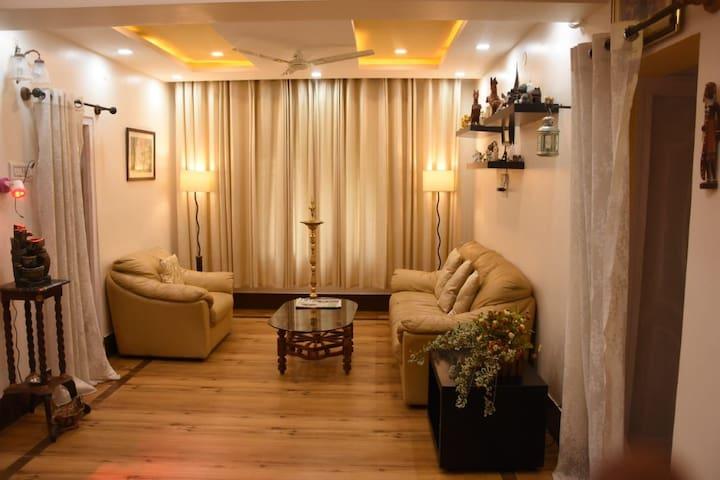 Jai Home near Shivanasamudra WaterFalls & Talakadu