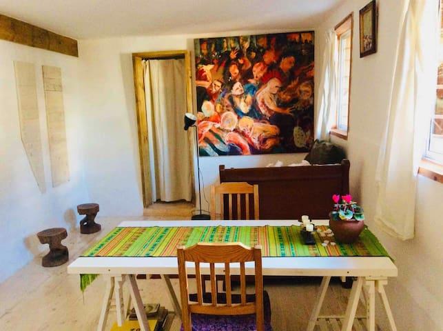 Casa Taller en el corazón de Valparaíso