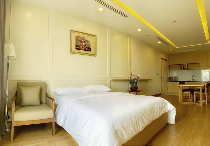 Homey&Comfy Large 2 Beds Apartment @ Ratchada Area
