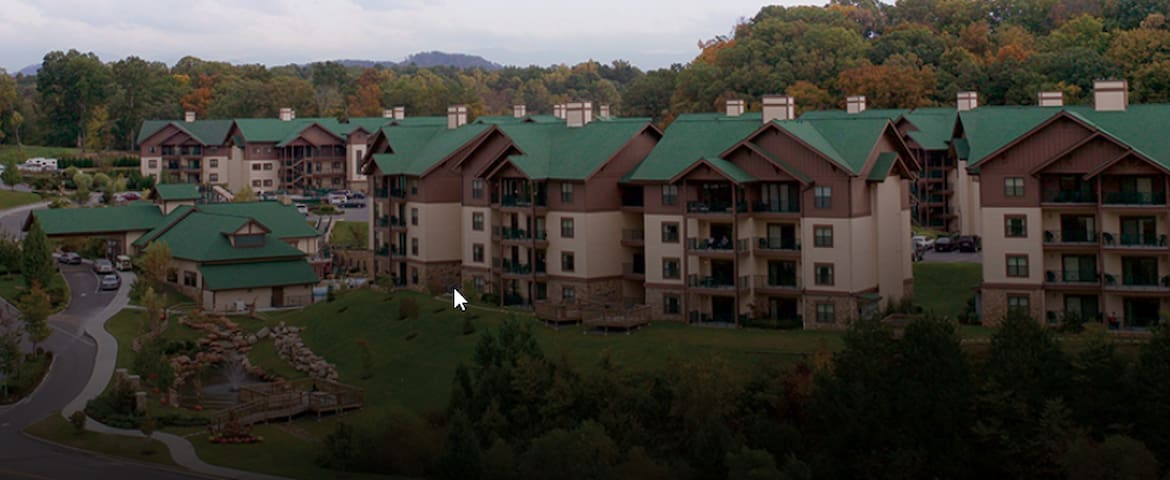 Wyndham Smoky Mountains - 1BR Deluxe