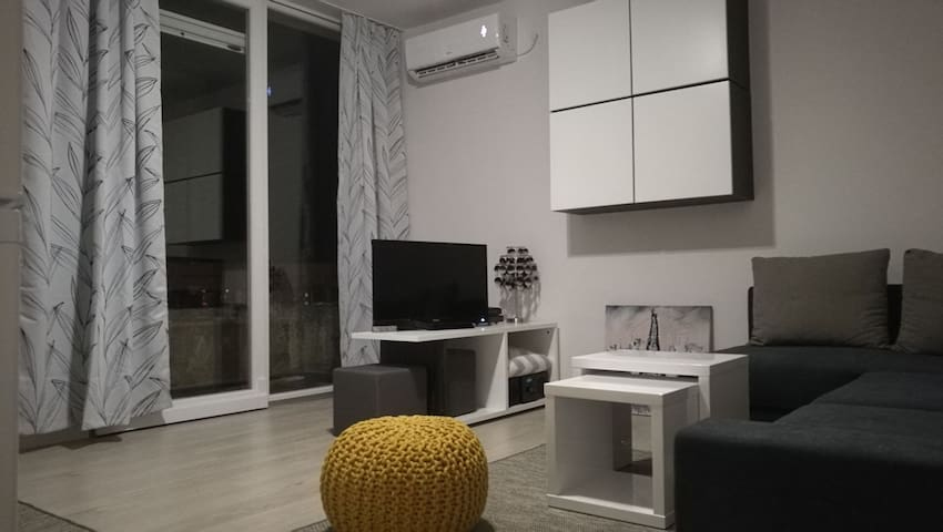 Modern cozy flat in the city centre