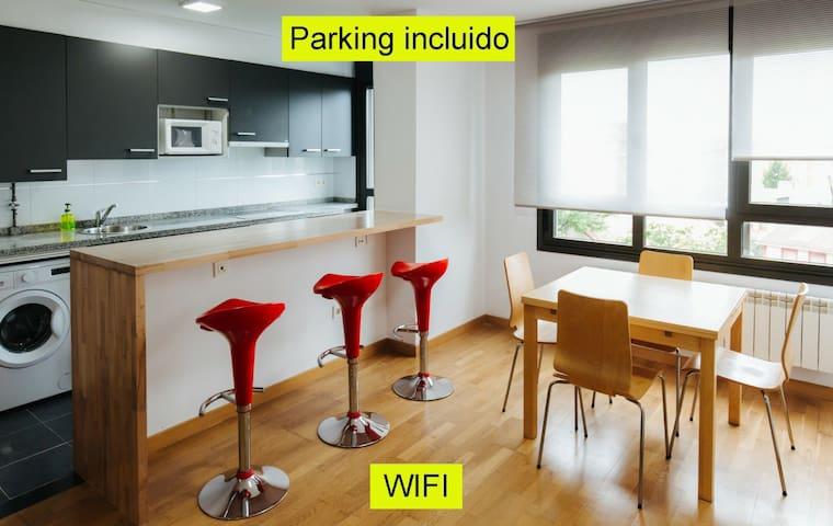 Precioso apartamento para conocer Asturias