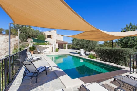 Villa in the hearh of the island with all necesary - Pla de Mallorca - Villa