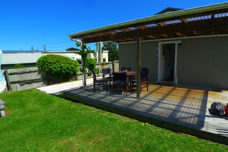 Le Bach at Waitarere Beach - Casa
