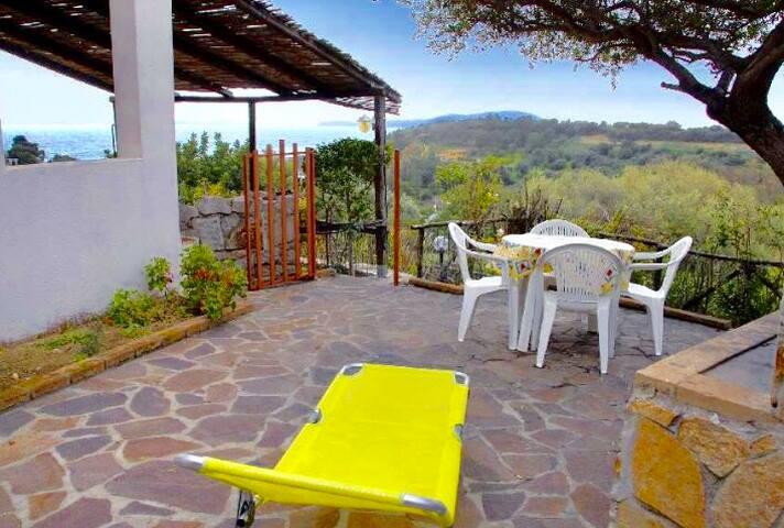 Villa lunetta a 150 mt dal mare