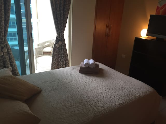 Quiet & cozy double room in Marina - Dubai - Byt