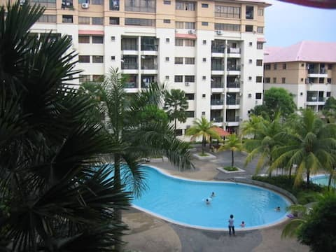 Family-Style Apartment Klang