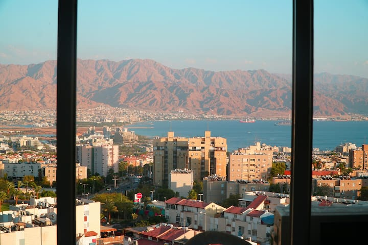Your Home Away from Home in Eilat - Eilat - Huoneisto