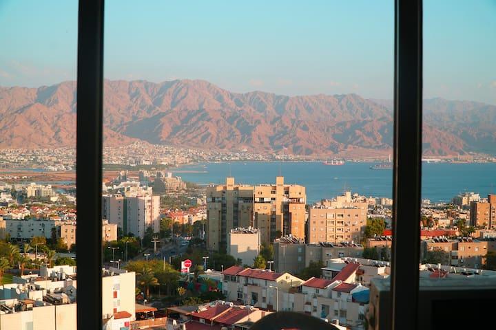Your Home Away from Home in Eilat - Eilat - Leilighet