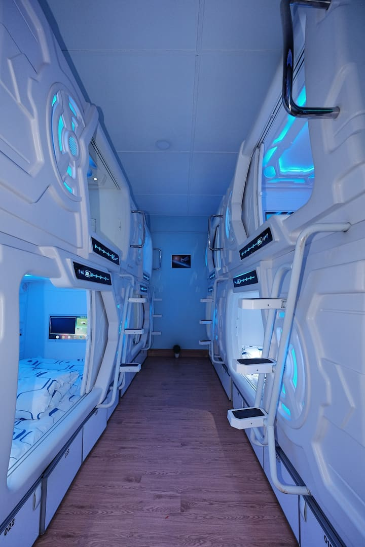 #1 capsule room+GET ANOTHER 30% DISCOUNT