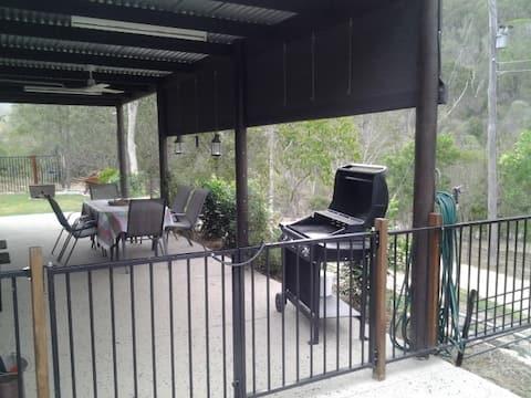 Hanging Rock Creek - The Garden Shed