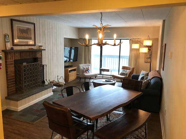 3bdrm Mountain Green Condo @KillingtonResort