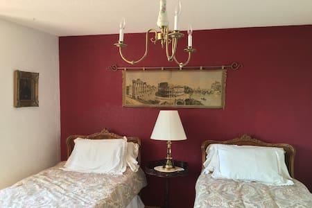 Preciosa habitación con desayuno - Heroica Puebla de Zaragoza - 단독주택