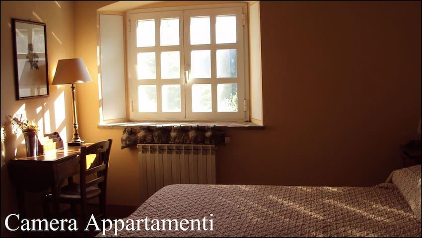 La Palombara Camera Matrimoniale 1 - Amelia - Bed & Breakfast