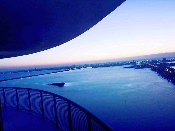 LUX PENTHOUSE2/2 SOUTH BEACH*DOWNTOWN VIEW MIAMI❤️
