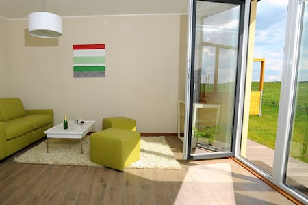 Peaceful modern apartment with FREE breakfast /SGL - ปราก - อพาร์ทเมนท์