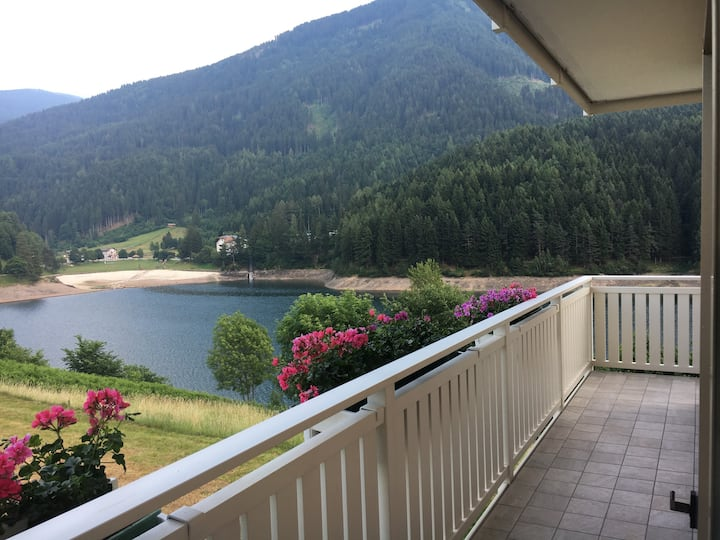 Appartamento con vista lago 1