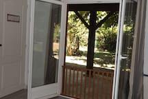 2eme chambre avec accès au jardin
