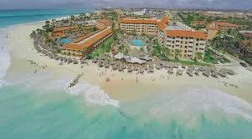 Luxury Resort: on Eagle Beach - Last Min Discount