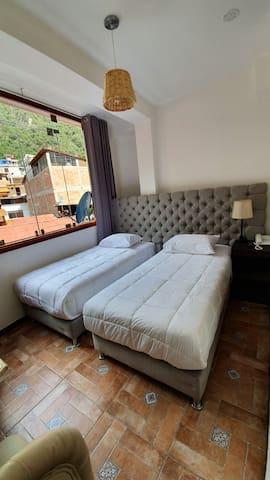 APU INTI HOTEL BOUTIQUE,el placer del confort ....