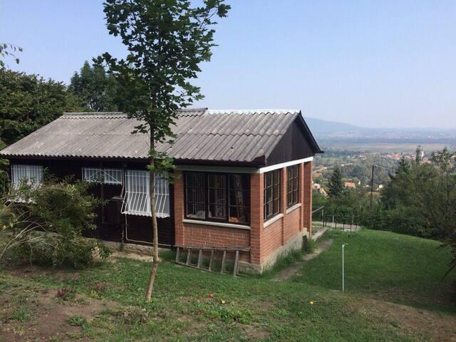 Panoráma nyaraló - Tahitótfalu - Tatil evi
