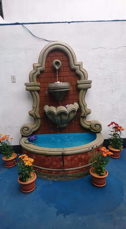 HOTEL VILLA DE SAN NICOLAS HABITACION FAMILIAR