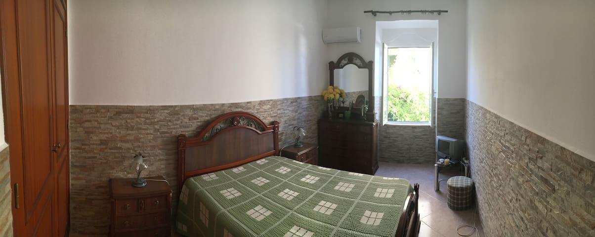 Quarto Alecrim -alojamento local-Casa dos avós - Alcoutim