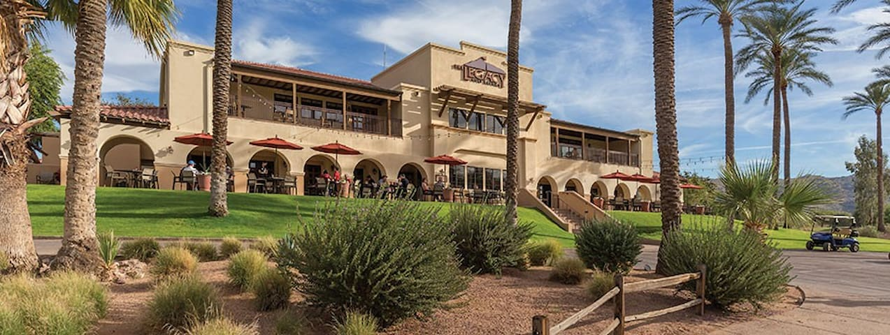 Fantastic Golf Resort in Phoenix (1 bedroom)