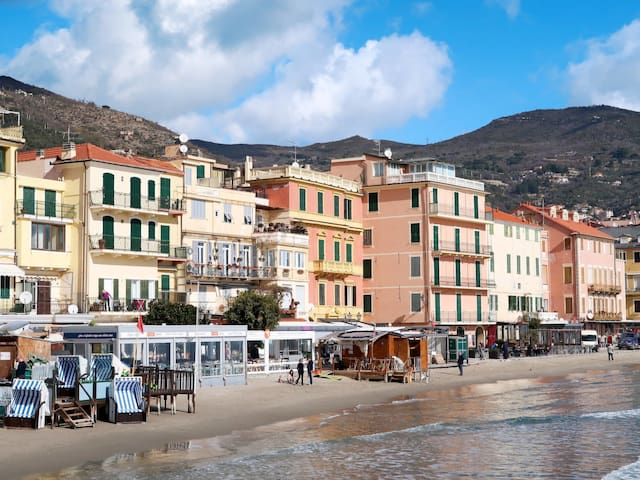 Holiday Apartment Boggiano for 5 persons in Alassio