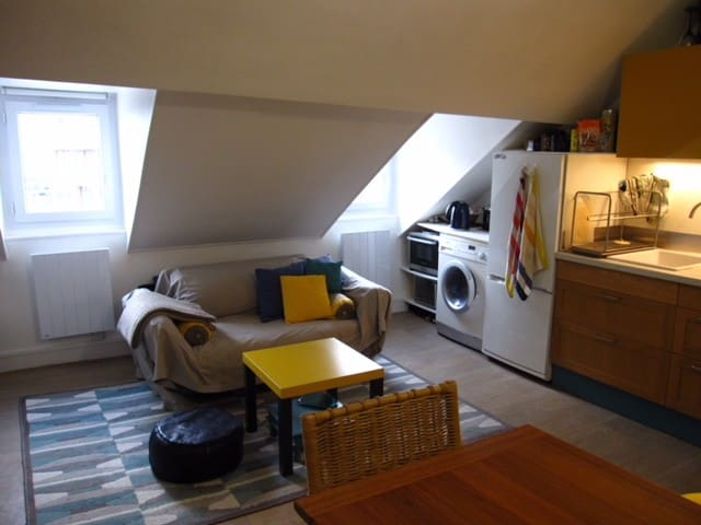 WELCOMING ONE BEDROOM FOR MID-LONG TERM RENTAL