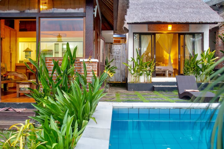 Boutique Room Beach Balangan 1