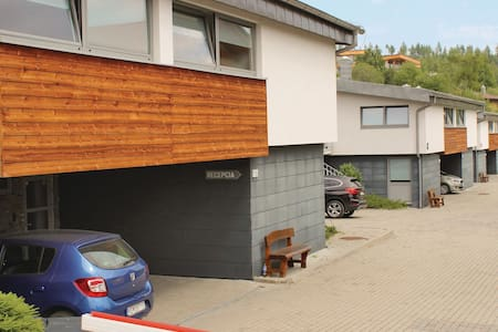 Holiday apartment with 1 bedroom on 24m² in Stary Smokovec