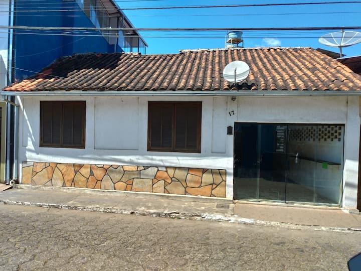 Casa 3 quartos Mariana -MG