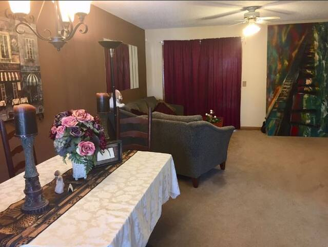 Centrally Located Private Rooms on Separate Floors