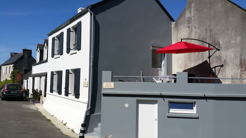 Maison en baie de Morlaix - Taulé - Ház