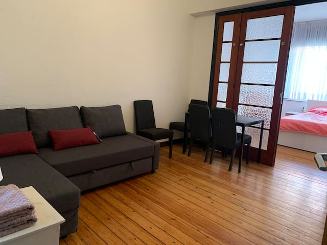 Big appartement for 6 people european council