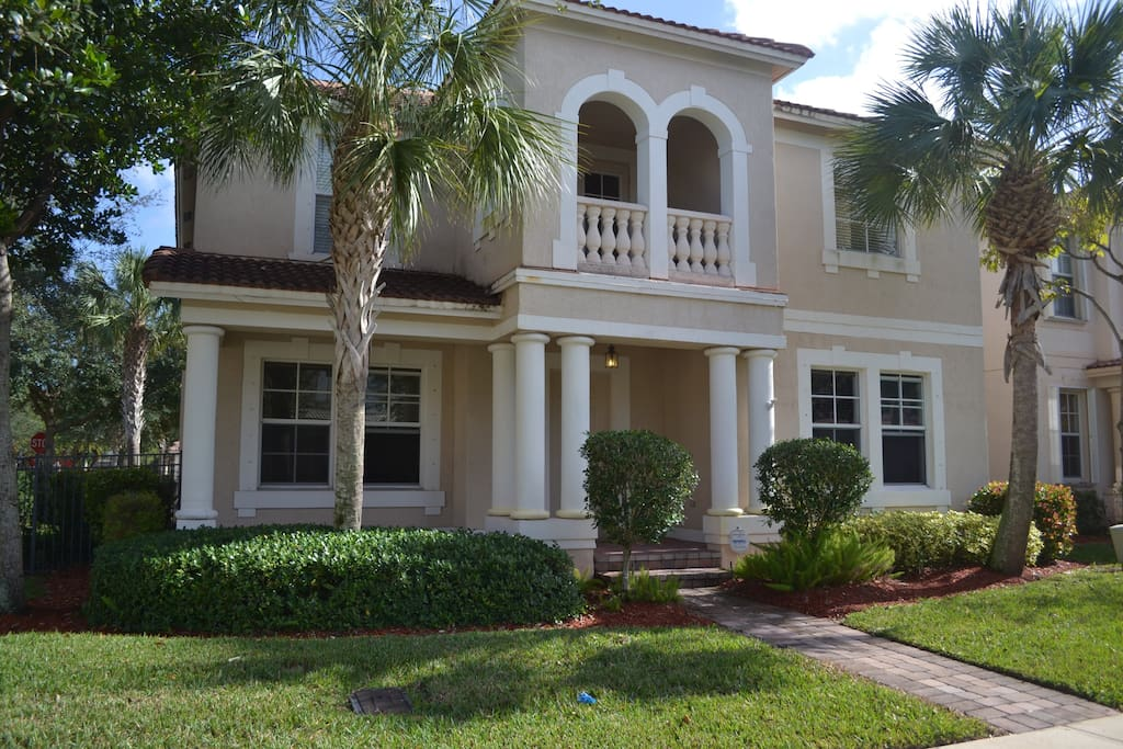 4 bedroom 2 story full house in palm beach gardens for 6 bed house to rent
