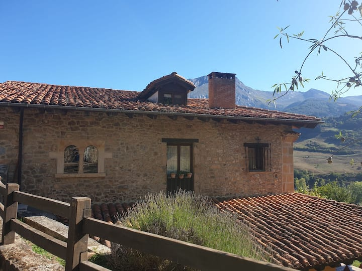 Casa Manel en el valle del Liébana
