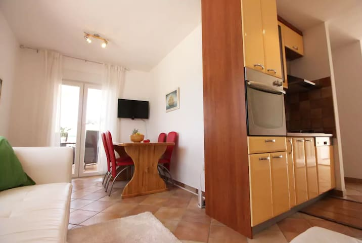 Apartment in Čiovo sea view, near Trogir