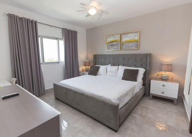 Soha suites ll, apartamento D 10