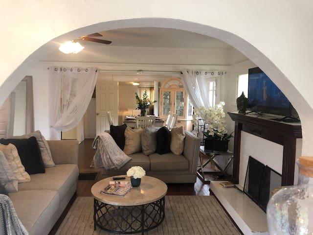 North Park/Balboa Park Home - 2 King Beds