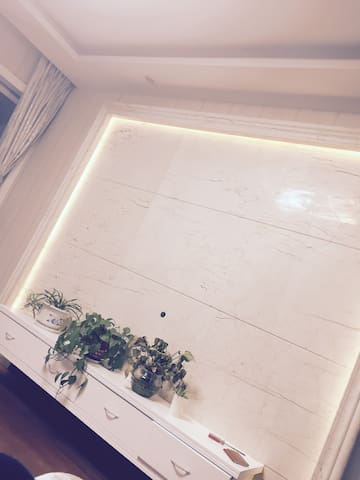 杭州湾畔全新精装简欧大三房,提供免费停车费 - Jiaxing Shi