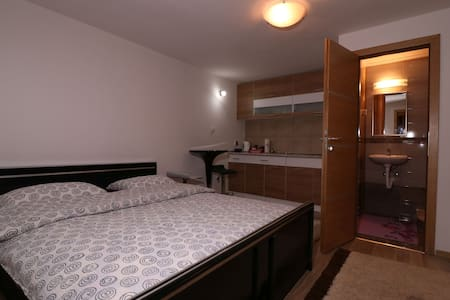 Vremeplov studio apartman - Travnik - Apartment
