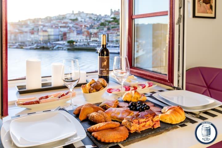 Port Wine - Douro Riverside